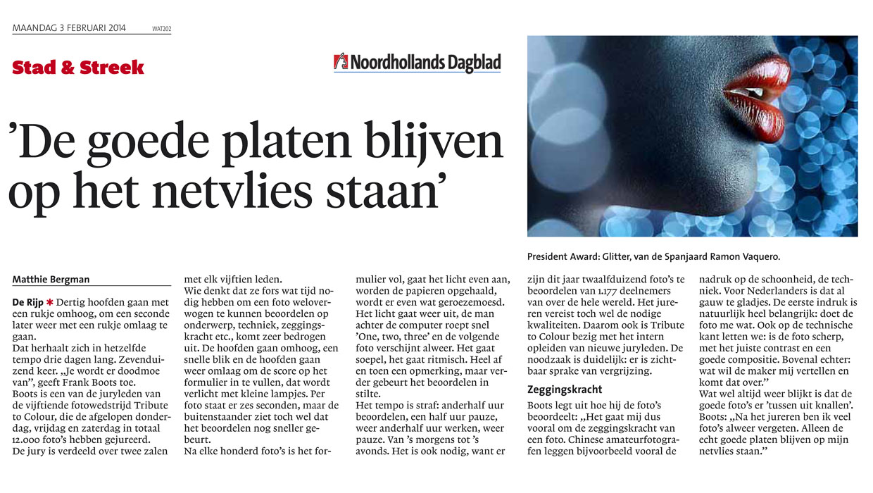 Ramon Vaquero-Noordhollands Dagblad