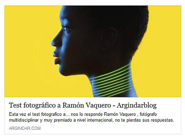 ARGINDARBLOG-ENTREVISTA- RAMON VAQUERO