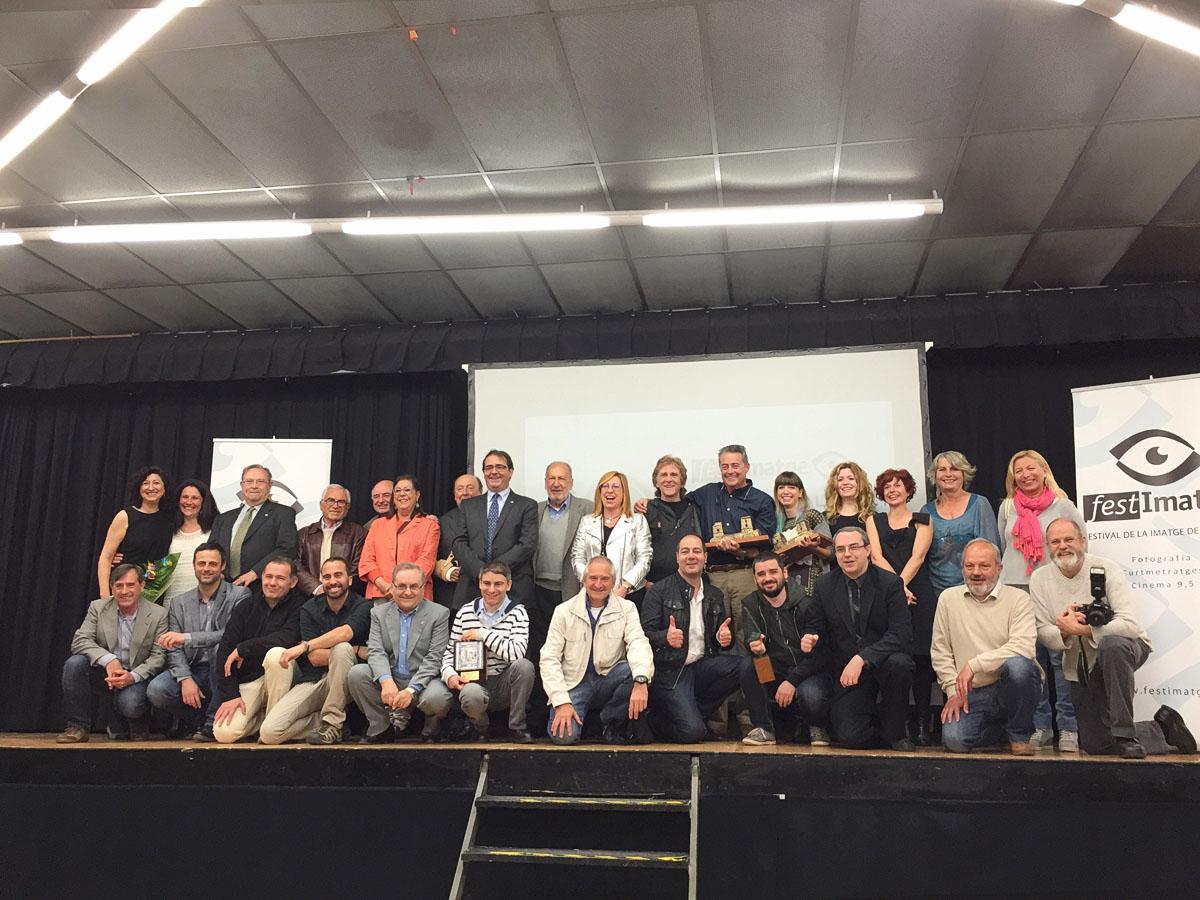 Ramon Vaquero- festimatge calella 2015- expo-clausura