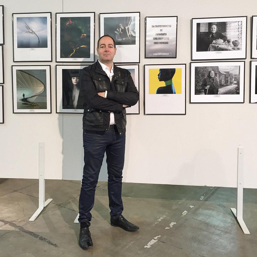 Ramon Vaquero- festimatge calella 2015- expo