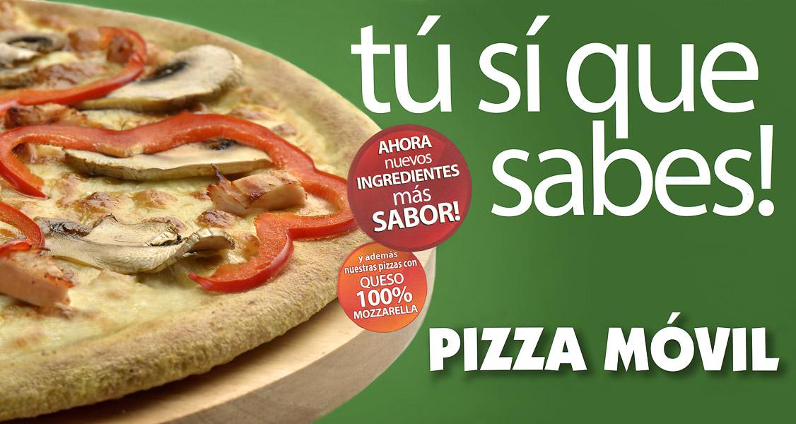 Pizza Movil - Ramon Vaquero - Fotografos Vigo -Pontevedra- Galicia - España