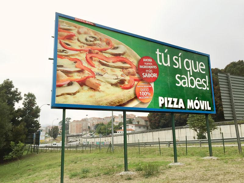 Valla 3 - Pizza Movil - Ramon Vaquero - Fotografos Vigo -Pontevedra- Galicia - España