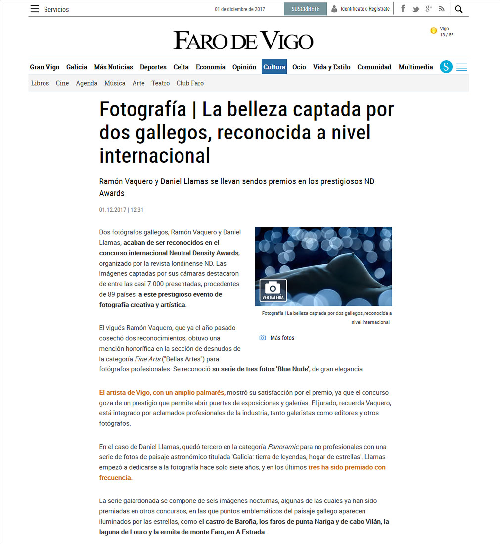 Ramon Vaquero- fotografos vigo_ndawards_london_farodevigo_spain
